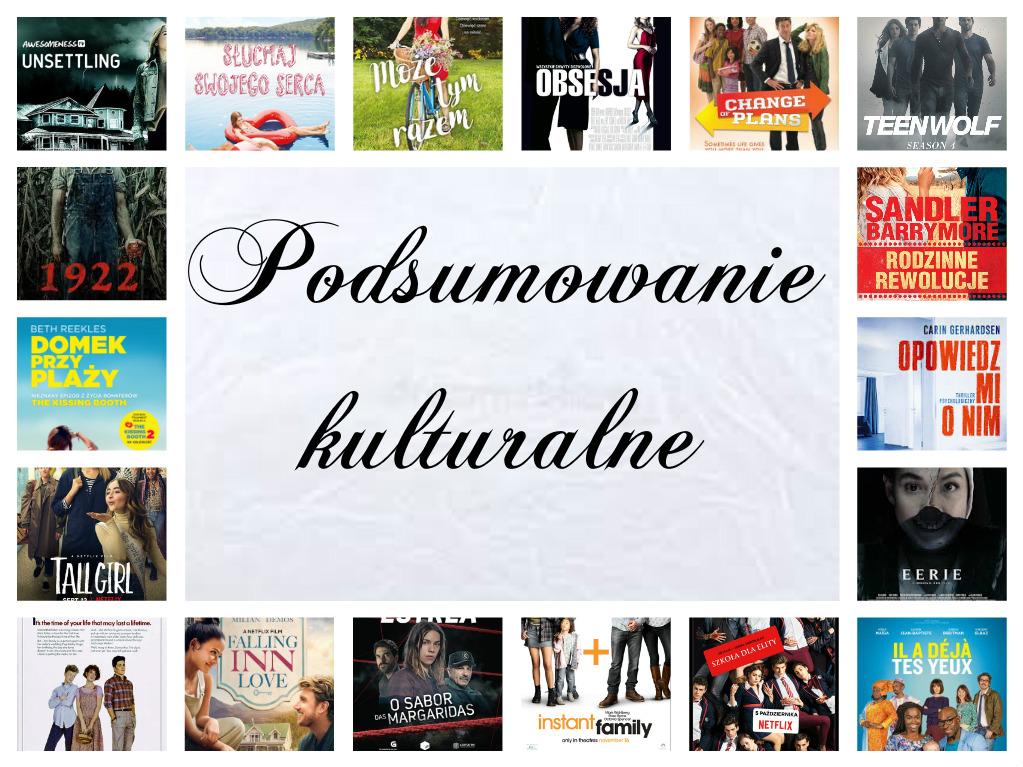 Hity i kity miesiąca Sierpień & Wrzesień 2019- filmy, seriale, muzyka i książki| Przegląd kulturalny