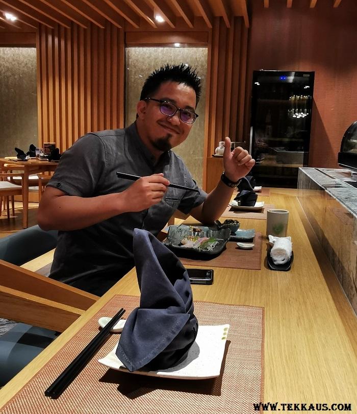 Miyabi Sheraton PJ Omakase Review