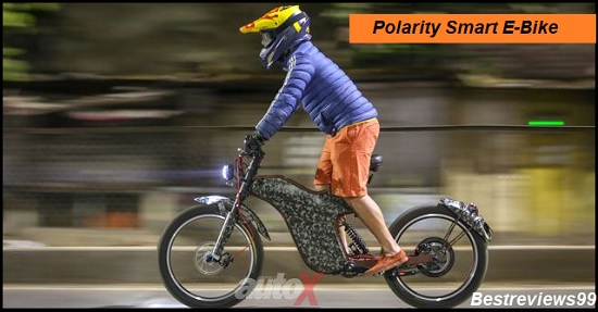 New Polarity Advance Electric Bike