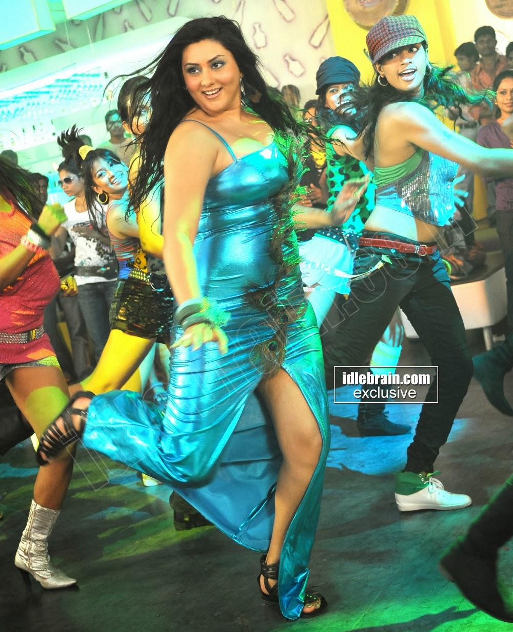 Indian Garam Masala South Hot Actress Namitha Dancing In -2844