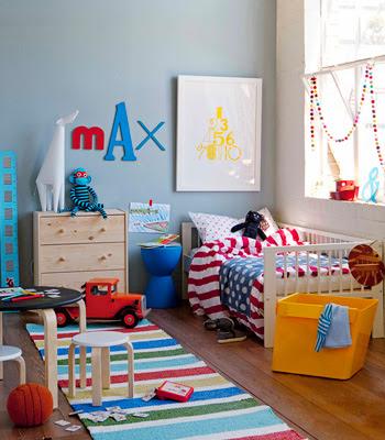 dekorasi kamar anak dibawah umur 5 tahun