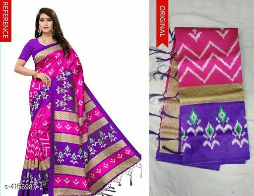 Beautiful Mysore Silk Saree