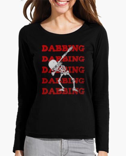 Camisetas Mujer - Diseño Dabbing