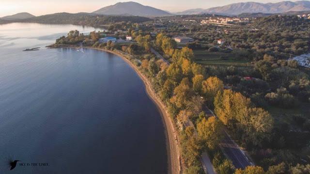 Ήγουμενίτσα: Ο Σύλλογος Γονέων του 4ου Δημοτικού Σχολείου Ηγουμενίτσας καθαρίζει τον ποδηλατόδρομο