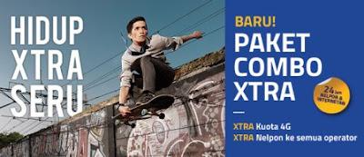 Jual Paket Internet XL Combo Xtra Termurah