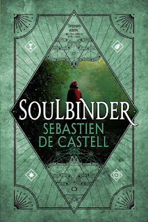 Review of Soulbinder by  Sebastien de Castell