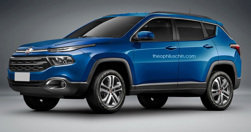 Could Fiat Create A Jeep Compass Based Freemont?