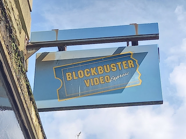 Blockbuster Video Express in Colne