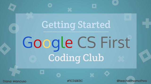 How to Get Started with a Google CS First Coding Club
