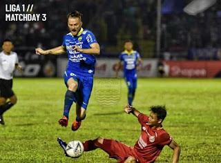 Hasil Liga 1 2019: Semen Padang vs Persib Bandung 0-0