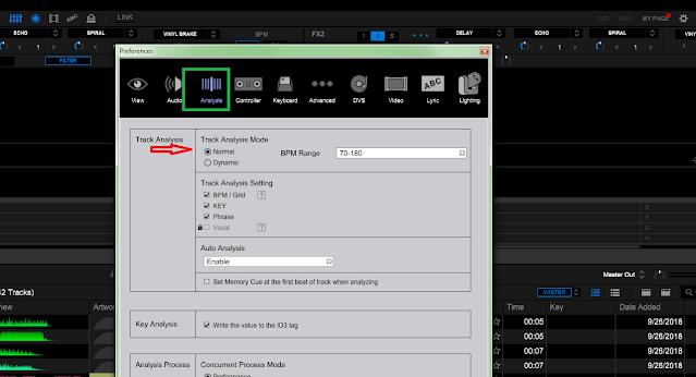 Cara atasi software rekordbox dj erro bpm