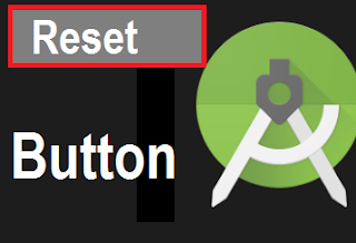 How to add Reset button on android Studio Games