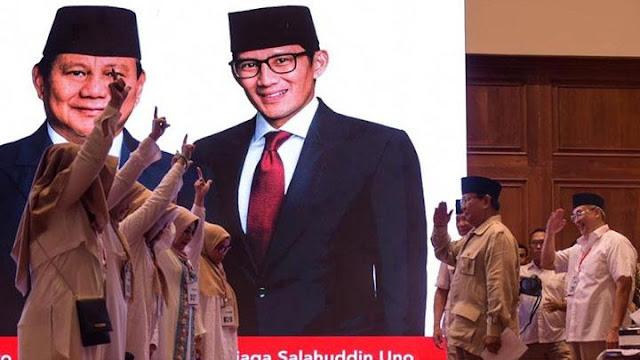 Kenapa Prabowo-Sandi? Kita Butuh Pemimpin yang Sudah Selesai dengan Kepentingan Pribadinya