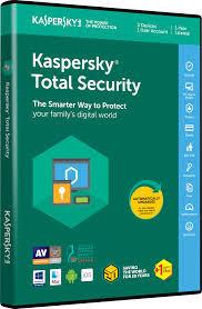 Kaspersky Total Security 2019+Crack  Téléchargement Gratuit