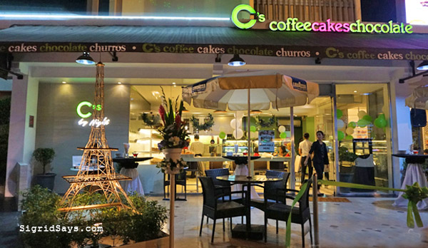 Cs Cafe - Bacolod cafe - LFisher Hotel Bacolod
