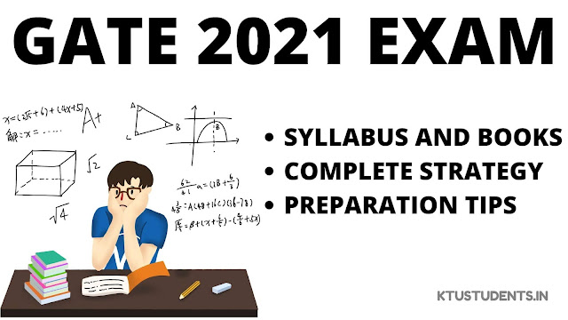 GATE Preparation Tips 2021: Check the Complete Strategy to Crack the Exam