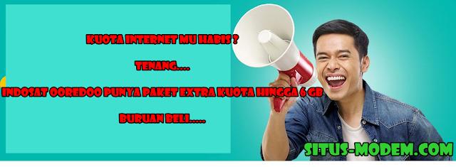 Paket Extra Indosat Ooredoo Terbaru - Cara Menambah Kuota Paket Internet Indosat Yang Habis