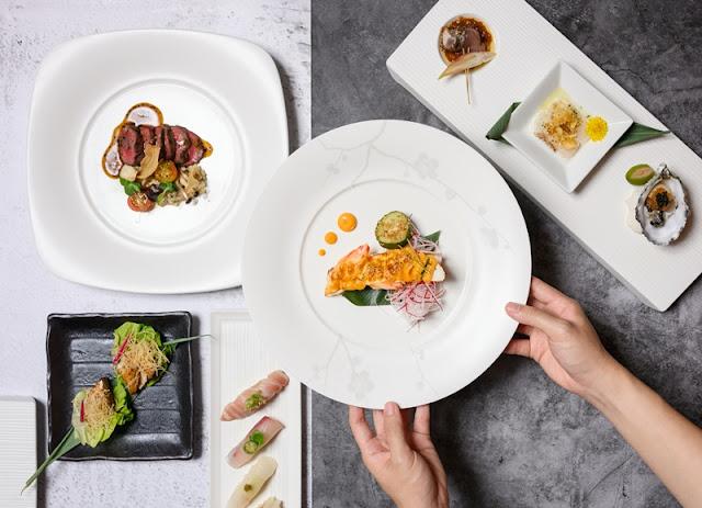 Chef's Menu Nobu Kuala Lumpur, Dining Experience, Nobu Kuala Lumpur, Fine Dining Experience, Menara 3 Petronas, Japanese-Peruvian, Fine Food KL, Food