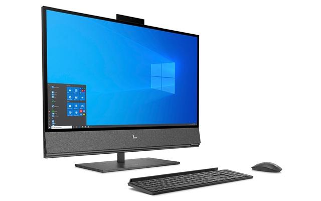 HP ENVY 32-a1012ns AIO: todo en uno con procesador Core i7, gráfica GeForce RTX 2080 y almacenamiento híbrido
