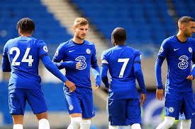 Timo Werner has revealed that Chelsea want to battle with Man City and Liverpool