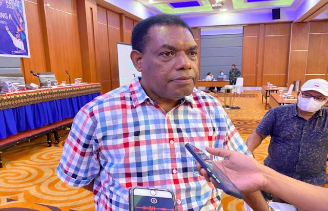 Yusuf Yambe Yabdi Ungkap Persiapan CDM Meeting II di Sentani.lelemuku.com.jpg