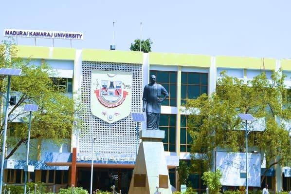 Madurai Kamaraj University Recruitment 2020 COE Posts – Apply online - Nixs News Tamil