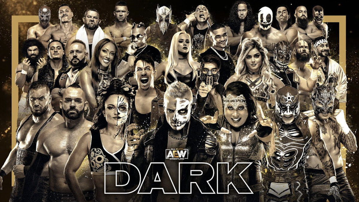 Cobertura: AEW Dark (10/08/2021) – Escuridão!