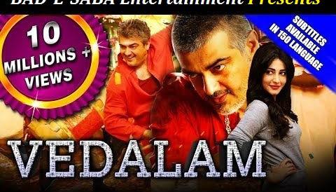 BAD-E-SABA Entertainment Presents - Vedalam Hindi Dubbed Action Movie Online
