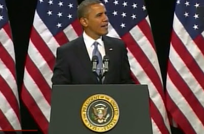 President Obama In Las Vegas To Talk Immigration Reform