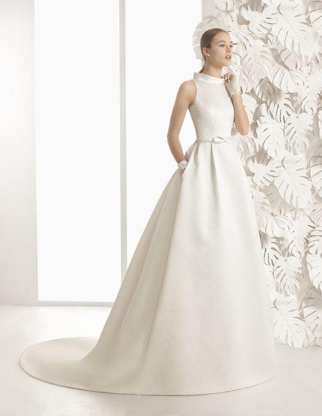 vestidos de novia corte