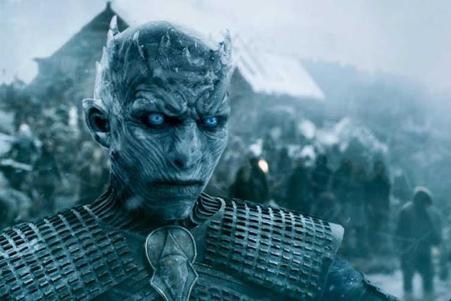 مراجعة الحلقة الثالثة من الموسم الثامن والأخير  مسلسل Game Of Thrones .. مواجهة وينترفيل لملك الليل