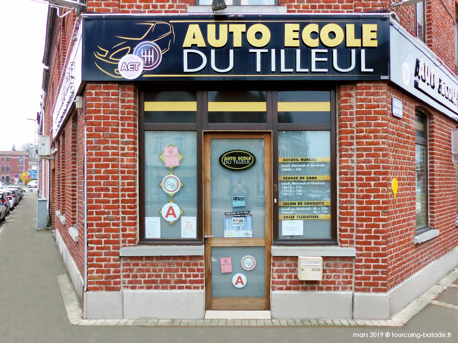 Deventure Auto école du Tilleul, Tourcoing 2019