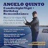 Angelo Quinto Candlelight Vigil & Birthday Remembrance: Wed 3/10 5pm Antioch