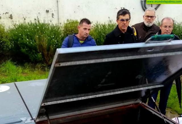 Breña Alta acude a Pontevedra en busca de la panacea medioambiental del 'Plan Revitaliza'