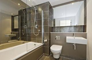 Phòng tắm Inaxmới tại Coloma Country Inn năm 2018