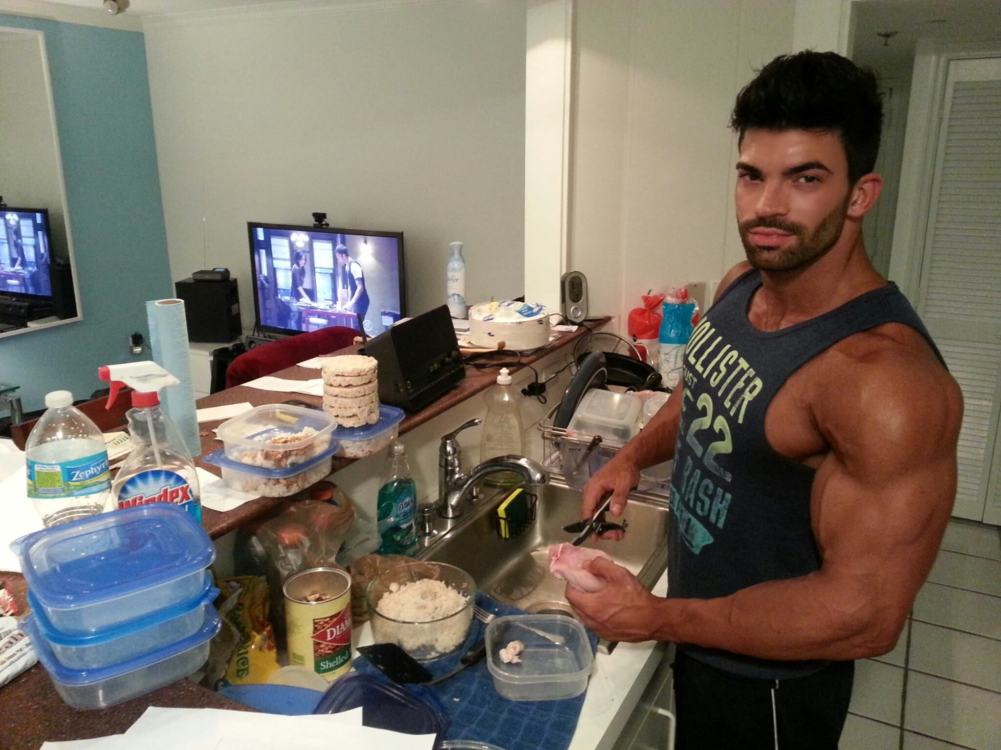 Sergi Constance workout routine & diet plan | FitHungama