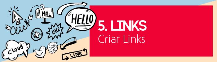 Links - Criar Links