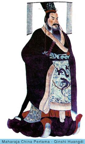 Maharaja China Pertama - Qinshi Huangdi
