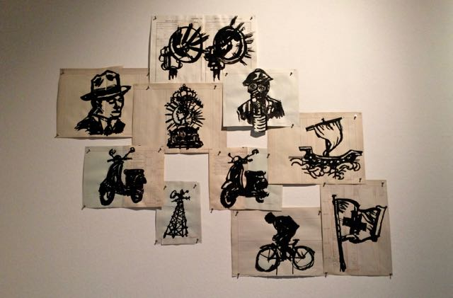 Triumphs & Laments I William Kentridge