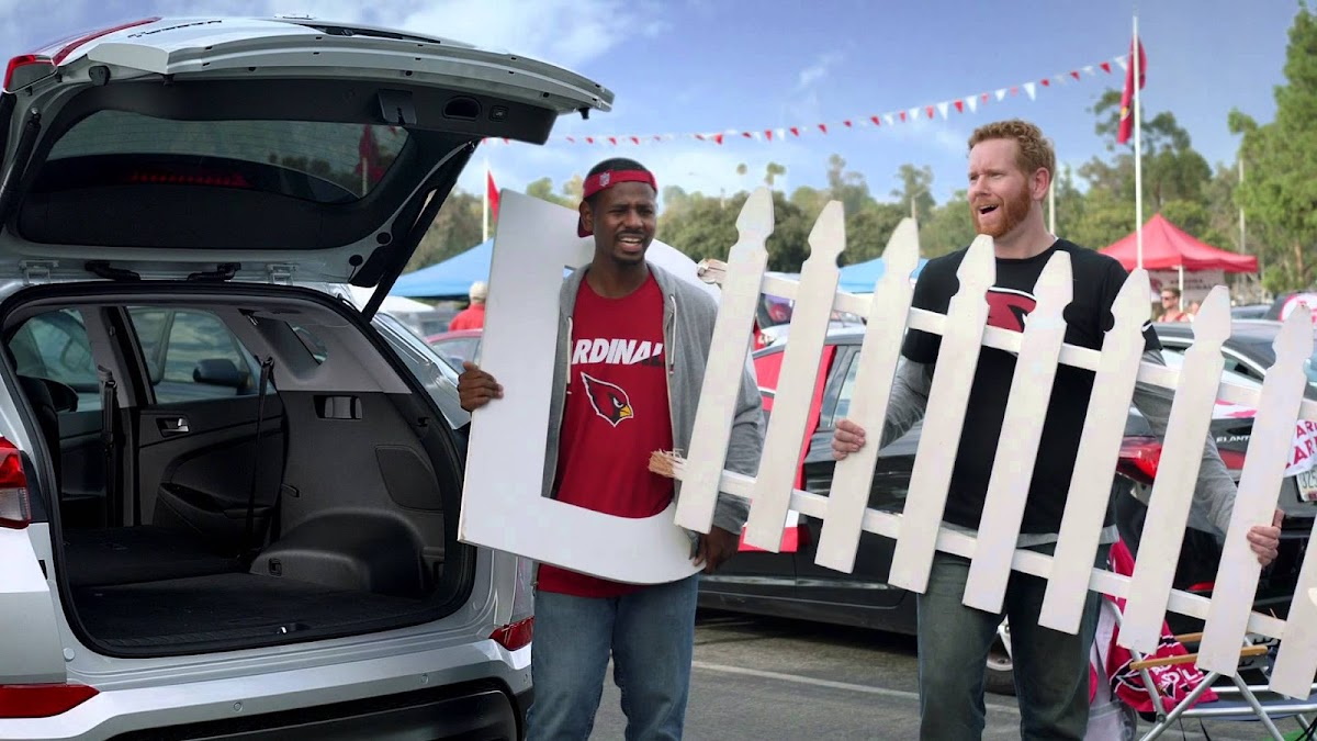 "Cardinal Fans Take Extreme Measures in New Hyundai Tucson ""D-Gate"" Commercial"