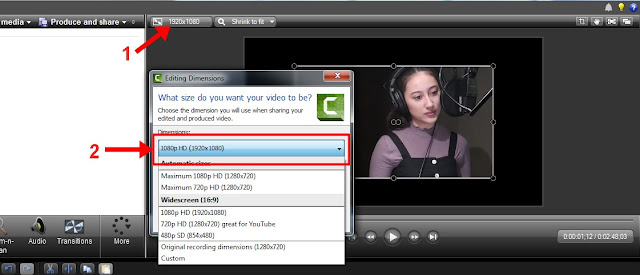 Edit Video Menggunakan Camtasia Studio