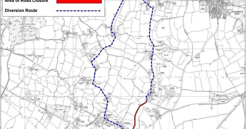 Focus on Sodbury, Yate and Dodington: Upper Chalkley Lane