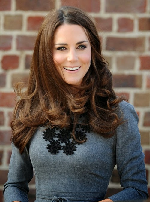 Kate Middleton Hairstyle ~ Styles & Trends