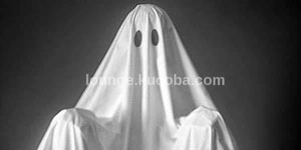 hantu kain putih