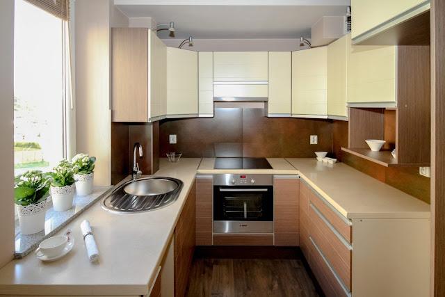 8 Tips Desain Dapur Minimalis yang Meningkatkan Ruang
