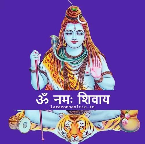 om namah shivaya images