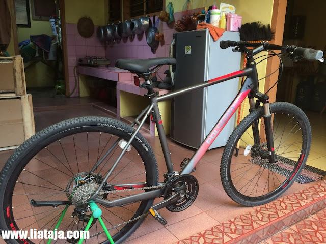 Kumpulan Foto Sepeda Polygon Heist 5 2019 - Keren, Spek
