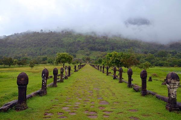 Vat Phou - Pakse - Laos