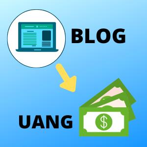Cara membuat blog untuk menghasilkan uang