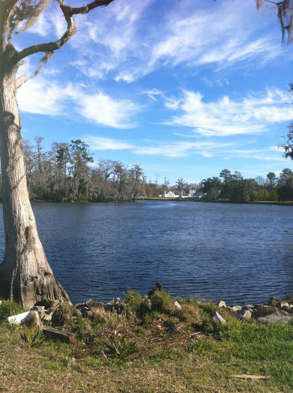 The Gypsy Boho Freedom Express: THE TCHEFUNCTE RIVER AT FAIRVIEW
